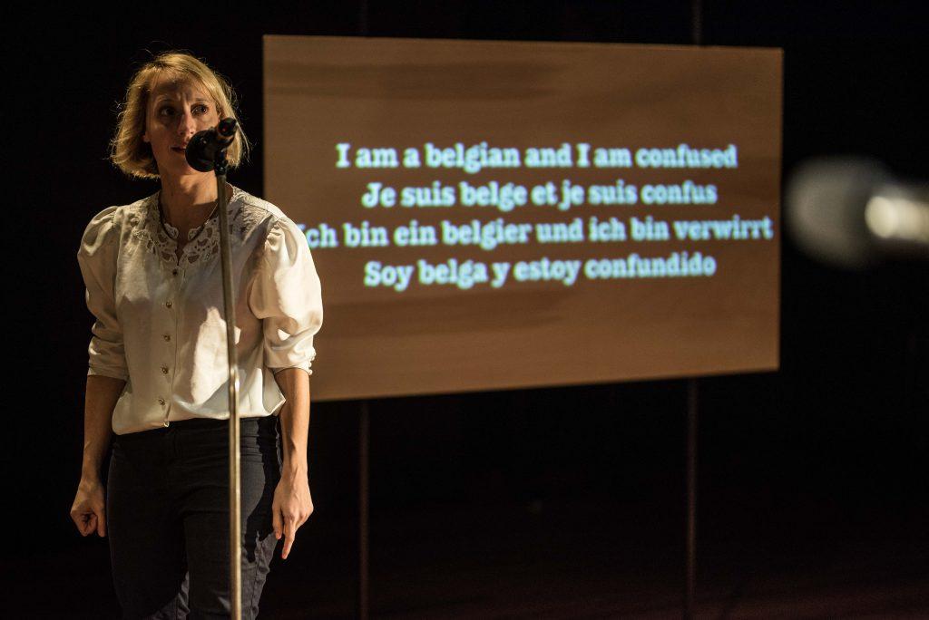 foto 2 voorstelling 'European Citizen Popsong'