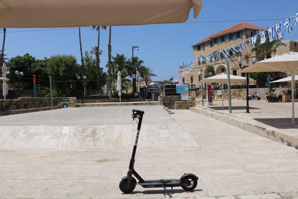 Tel Aviv foto 4 getrokken door Marieke Dermul